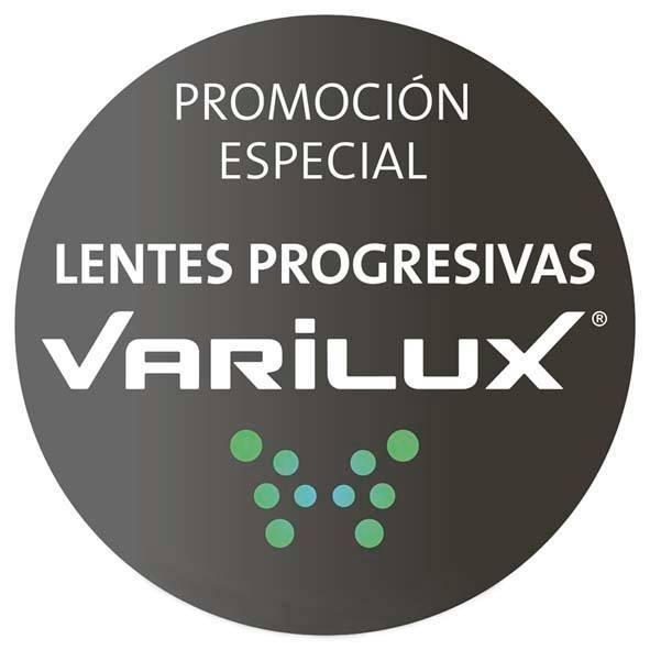 Oferta 2 x 1 –  2º par de lentes progresivas Varilux GRATIS.