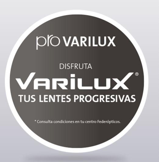 Tu mirada se lo merece: 2 x 1 en progresivos Varilux
