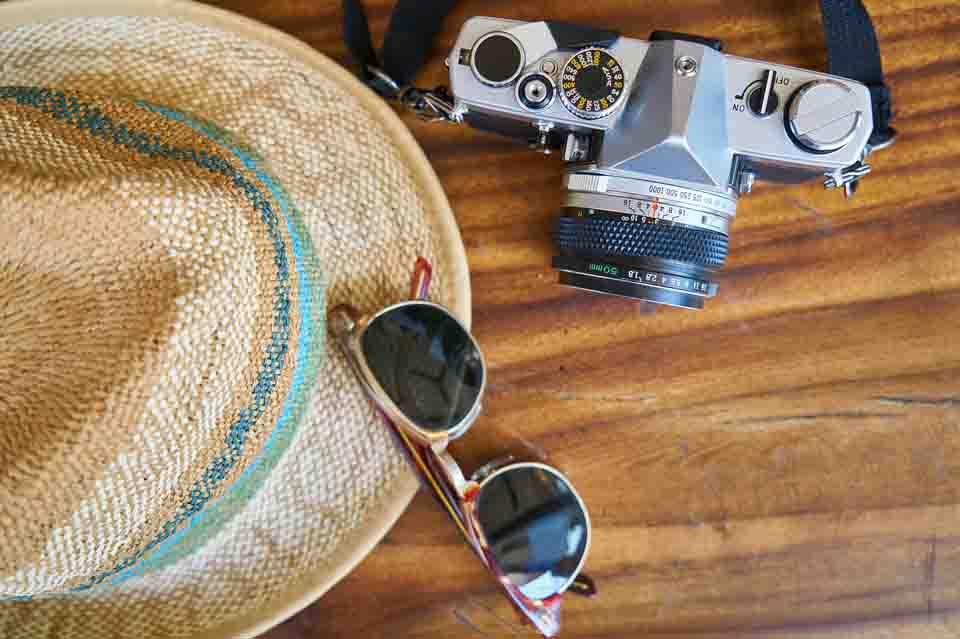 Gafas de sol: Aprende a escoger las tuyas
