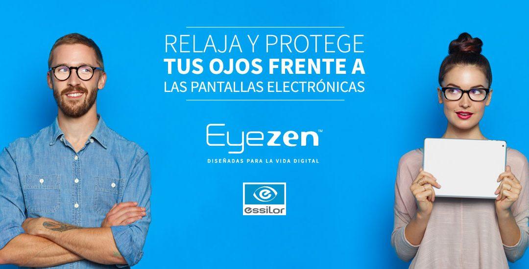 2 x 1 en Eyezen: las lentes que reducen la fatiga visual