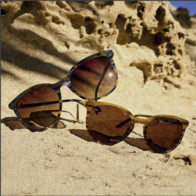 Elige tus gafas de sol este verano