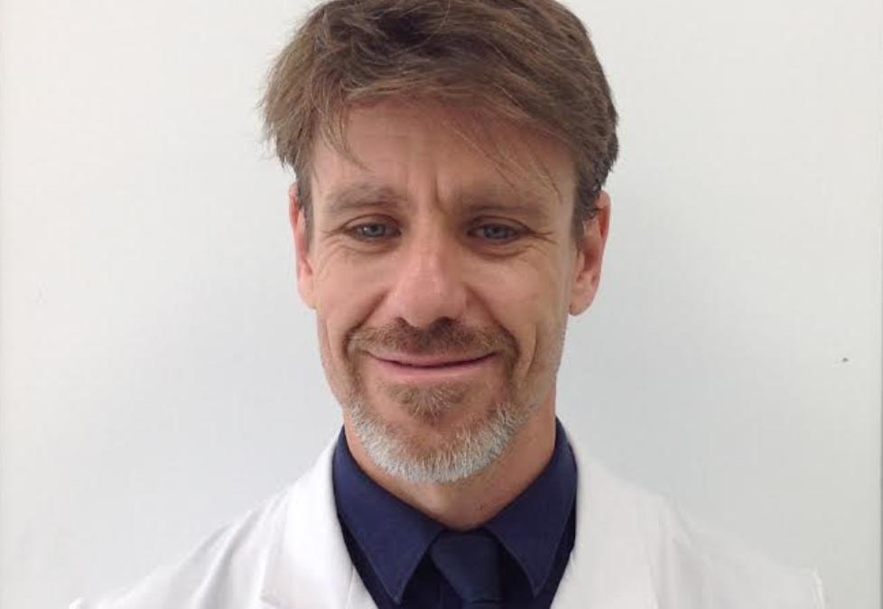 El optometrista Tomás de las Heras, nueva incorporación al equipo de Orense Visión