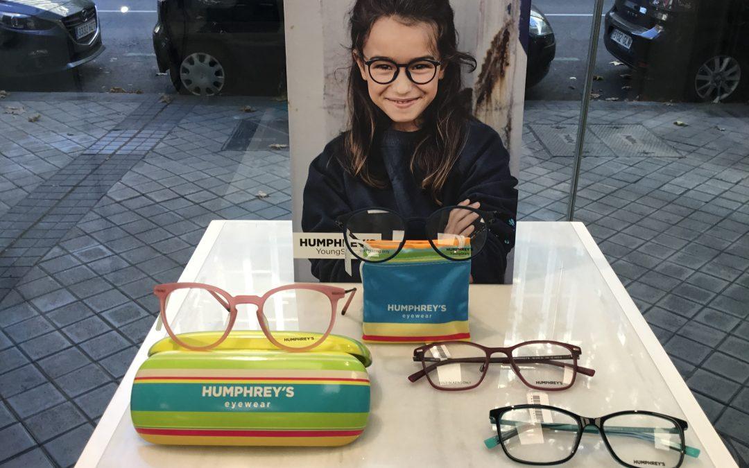 Gafas infantiles para la vuelta al cole por 49€