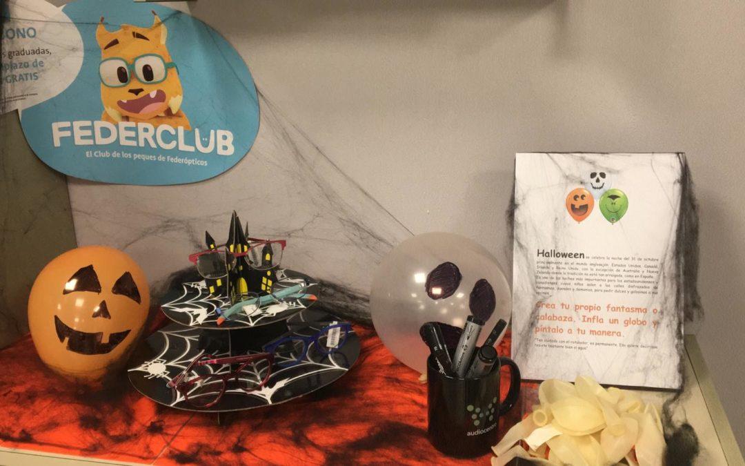 ¡Las lentillas de Halloween están en Federópticos Orense!