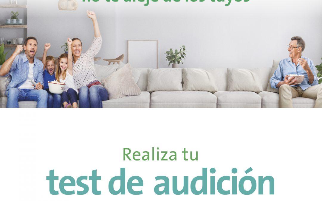 Nueva Campaña de Audiocentro para Frenar la Pérdida Auditiva