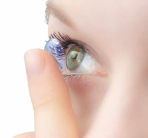 ¿Cuándo pueden los niños utilizar lentes de contacto?